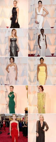 My Picks: Favorite Dresses from the 2015 Oscars #Fave390668