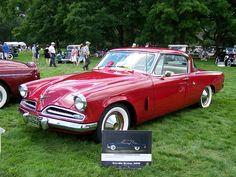 1953 Studebaker Car for Sale | 1953 Studebaker Commander Starliner | Flickr - Photo Sharing!