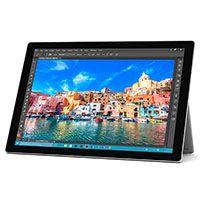 "Microsoft Surface Pro 4 12"" HD - Intel i5-6300U a 2.4Ghz, 128GB SSD, 4GB LPDDR3, Doble Cámara, Windows 10 Pro 64-bit, Gris"