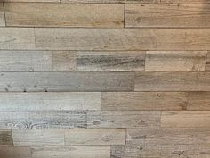Upgrade home interior with peel and stick wood from Stikwood collection. Transform your wall with authentic reclaimed wood. Check it out today. Wood Plank Walls, Wood Planks, Wood Paneling, Stick On Wood Wall, Peel And Stick Wood, Reclaimed Barn Wood, Weathered Wood, Wood Stair Treads, Design Palette