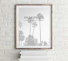 Palm Springs | ► Fotografie | Postersinhuis.nl