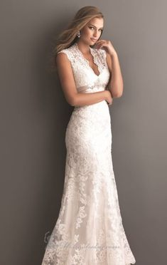 Allure 2619 by Allure Bridals Romance
