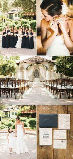 Rancho Las Lomas Wedding from Josh Elliot Photography