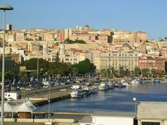 #Mycity: Port of Cagliari