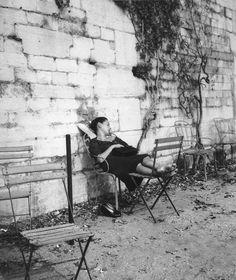 Jardin des Tuileries Paris 1956 Photo: Anonymous