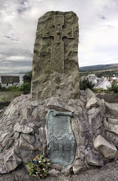 Clan Lamont Memorial, Dunoon, Scotland