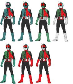Kamen Rider Ichigo and Kamen Rider Nigo Sam & Dave, Japanese Superheroes, Showa Era, Kamen Rider Series, Manga Artist, Japan Girl, Cool Posters, My Hero, Cool Photos