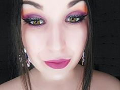 Sunset Inspired Makeup • Hellocoton.fr