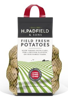 Potato packaging