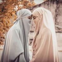 Hijab Niqab, Muslim Hijab, Mode Hijab, Hijabi Girl, Girl Hijab, Hijab Hipster, Niqab Fashion, Hijab Collection, Hijab Cartoon
