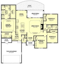 Exceptional Get The House Plan You Want To Build The Home Of Your Dreams! The Clear