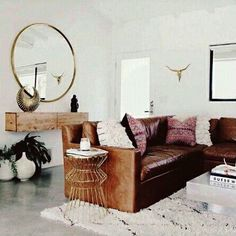 love all of it, especially the mirror and wall shelf idea for entryway