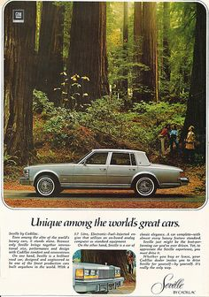 1977 Cadillac Seville | 1977 Cadillac Seville | Flickr - Photo Sharing!