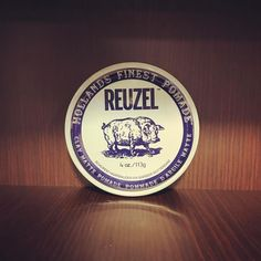 #reuzel #pomade #claymatte #hairstyle #hairlove #hairproducts #bestproducts