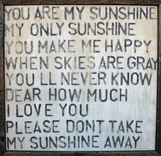 You Are My Sunshine Vintage Framed Art Print by Sugarboo DesignsEach art print reproduction from Sugarboo Designs i