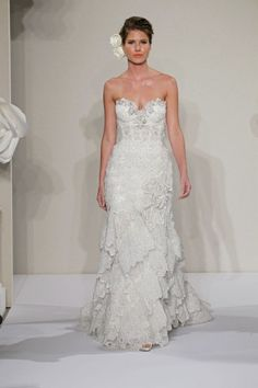 Pnina Tornai dress - Wedding look