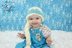 Ice Princess Hat by ByMissSally on Etsy, $18.00
