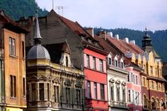 eBook Travel Guides and PDF Chapters from Lonely Planet: Planning a trip to Romania? Check out Brașov! Tran...
