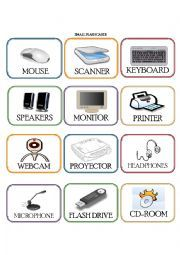 These flashcards can be used in different games and presentations. Elementary Computer Lab, Computer Lab Lessons, Computer Lab Classroom, Gaming Computer Setup, Computer Works, Computer Basics, Computer Class, Computer Science, Computer Lab Decor