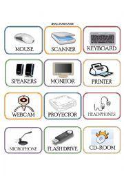 Computer Worksheets Printables | English worksheets: COMPUTER COMPONENTS