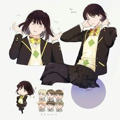 BTS 방탄소년단 - Yoonji Fanart (i never knew how much I needed this fan art until right now )