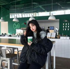 Read [ Girls 6 ] from the story Icons Ulzzang ¡! Mode Ulzzang, Ulzzang Korean Girl, Ullzang Girls, Cute Girls, Asian Fashion, Girl Fashion, Fashion Outfits, Ulzzang Fashion, Korean Beauty