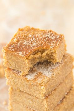 No Bake Applesauce Brownies (Vegan, Gluten Free)