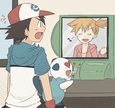 ^ ♡ I give good credit to whoever made this. oshawott though: she's not a pokemon