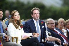 Princess Madeleine and her husband, Chris O'Neill