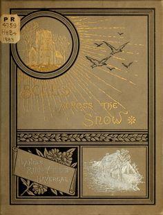 Bells Across the Snow - Frances Ridley Havergal - vintage book cover