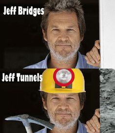 Jeff Bridges 30 Hilarious Celebrity Puns • Page 3 of 5 • BoredBug