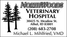 NorthWoods Veterinary Hospital #NorthwoodsVeterinaryHospital #SpiritLakeAreaChamberOfCommerce