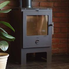 Heta Scanline 6 Wood Burning Stove