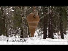 Girovagando in Valsugana alla scoperta di Artesella d'inverno