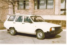 Dacia 1310 Break (Rumania)