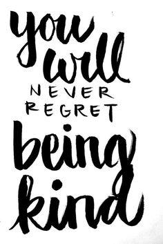 kind, always. #superpower #love #favorite