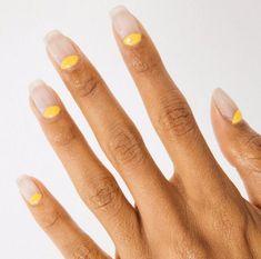 Minimalist nail art ideas!