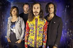 Turbowolf to play Club NME at London's KOKO this Friday (February 10)