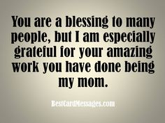Holiday Card Messages: Wishes, sayings, and Quotes Examples - Best Card Messages Mothers Day Quotes, Mom Quotes, Happy Mothers Day, Words Quotes, Quotes To Live By, Sayings, Quotes 2016, Mother's Day Card Messages, Be An Example Quotes