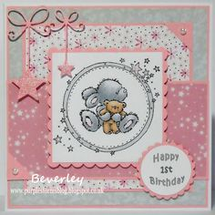 Bev's Little Craft Room: Creative Craft Challenge - Anything Goes Challenge Card