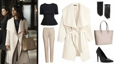 Look de star : chic comme Olivia Pope