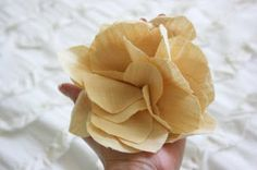 Beautiful Fabric flower