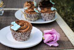 un pedacito de cielo: Cupcakes Doble Chocolate