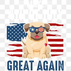 Free Vector Graphics, Vector Art, Independencia Usa, Dog Design, Free Design, Vintage Flag, Party Background, Happy 4 Of July, Usa Flag