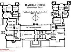 Burghley House Floor Plan - Bing Images