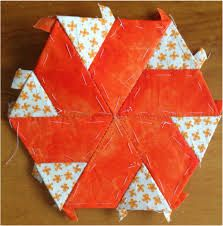 """Résultat de recherche d'images pour """"the new hexagon 52 blocks to english paper piece"""""""