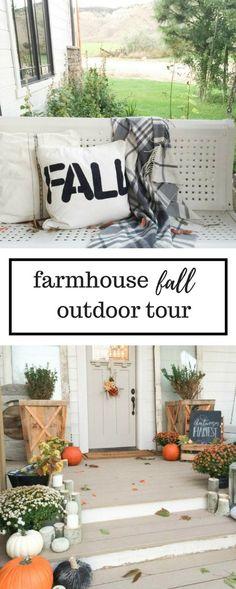 This farmhouse fall