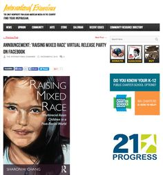 #RaisingMixedRace in the International Examiner (Dec 6, 2015)