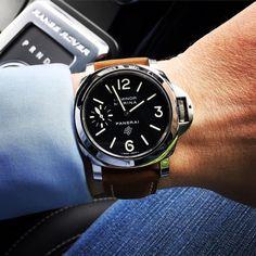 Panerai Luminor PAM005 available new UK dealer supplied with open papers. Case width 44mm. RRP 3700 #Panerai #luminor #Pam005 #pam00005 #paneraicentral #PaneraiLuminor #paneraiwatch #paneristi #officinepanerai #luxury #bling #watches #luxurylife #thegoodlife #luxe #lux #watchporn #luxurylifestyle #watchesofinstagram #wristgame #luxurywatches #wristshot #excess by dkluxuryuk #panerai