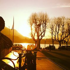 Hometown in Lecco, Italy